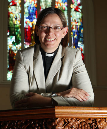 Rev Dr Helen-Ann Hartley