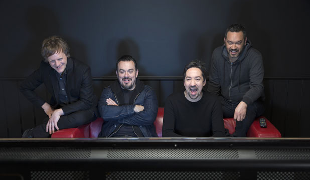 SINGING FOR GOOD: Shihad will donate their profit share from a pay-per-view performance to the Earthquake Recovery Fund.