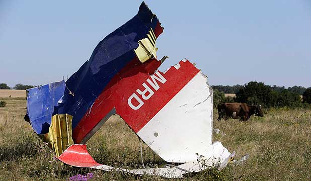 FACING HURDLES: The CIA is still stuggling to answer questions what let to the downing of Malaysia Airlines Flight MH17 which killed nearly 300 people.