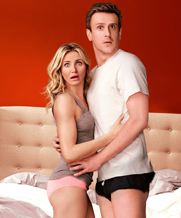 TECHNOLOGY FAIL: Cameron Diaz and Jason Segal's sex tape ends up available to many more people than they intended.