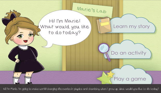 ROLE MODELS: The 'Miss Possible' dolls and corresponding interactive apps are designed to show girls all sorts of different ways they can change the world.