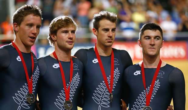 nz mens pursuit team