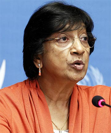 NAVI PILLAY