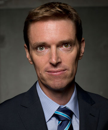YEAH RIGHT: Colin Craig's spin doesn't ring true.