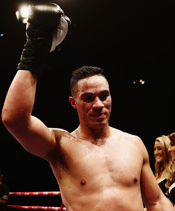 GUN SHOW: Kiwi fighter Joseph Parker will be looking for a fast start against American Keith Thompson on Sunday.