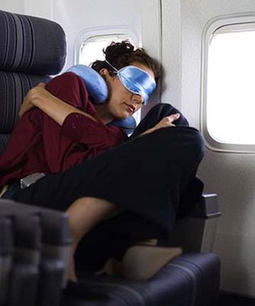 BRRR IT'S COLD: Keeping temperatures at the lower end of the range on a plane can be a better option than having passengers fainting.