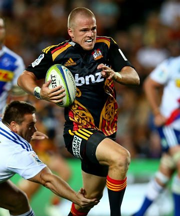 HEADING ABROAD: Gareth Anscombe is being touted as a future Wales internationaal.