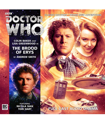 CD review: Doctor Who - The Brood of Erys