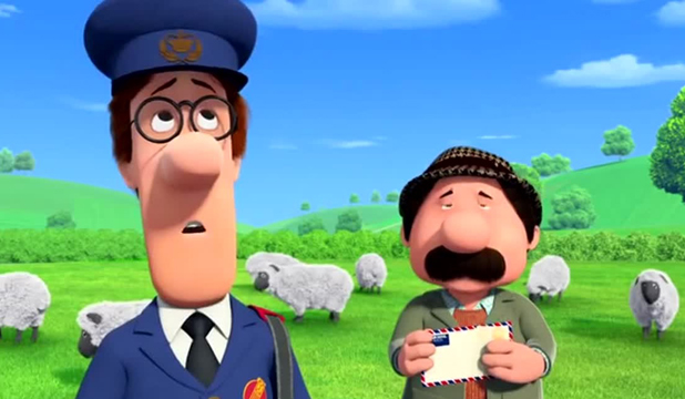Postman Pat faces a new threat to his livelihood in his first big-screen adventure.