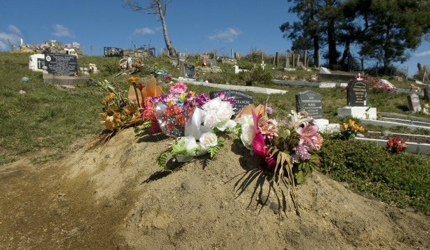EXHUMATION ORDER: Elders at Kutarere Marae, near Opotiki, have agreed to dig up the body of James Takamore and return it to his partner and children.