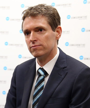 COLIN CRAIG: Conservative Party leader.