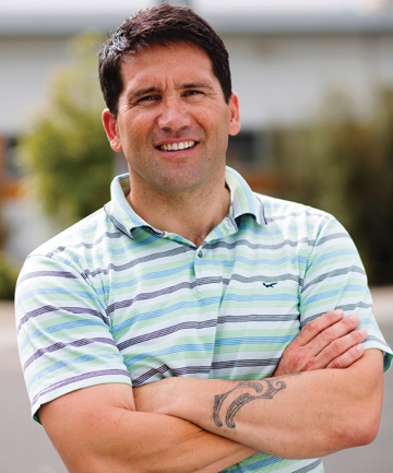 TOP KIWI: Dr Lance O'Sullivan says compromise is a vital part of New Zealand politics.