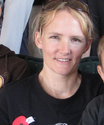 Waihi Beach mum Cathy Franzoi is recovering in Cairns Hospital, Queensland.