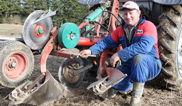 Southland cropping farmer Mark Dillon is set to represent New Zealand at the World Ploughing Championships in France in September.