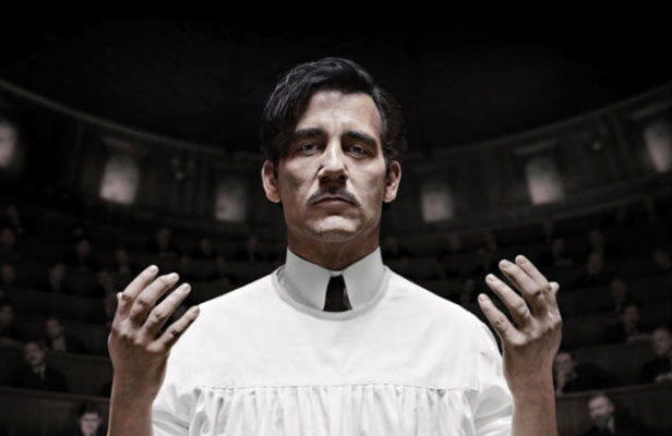 GORY DAYS: Clive Owen plays a cocaine-injecting surgeon in 1900 New York in Steven Soderbergh's The Knick