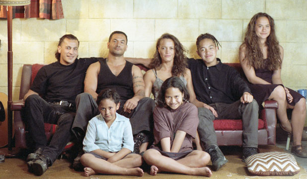 Heke family, Once Were Warriors