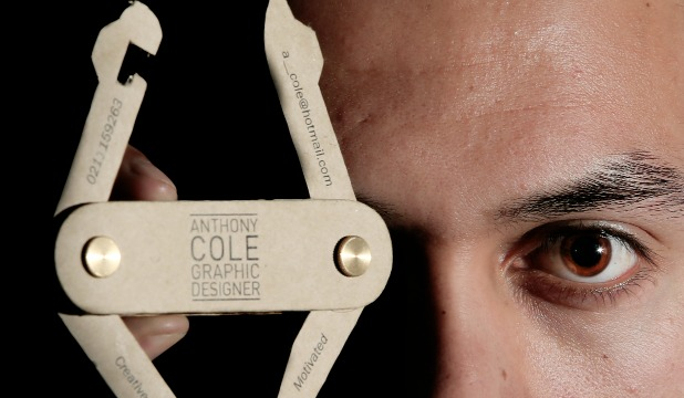 Designer Anthony Cole