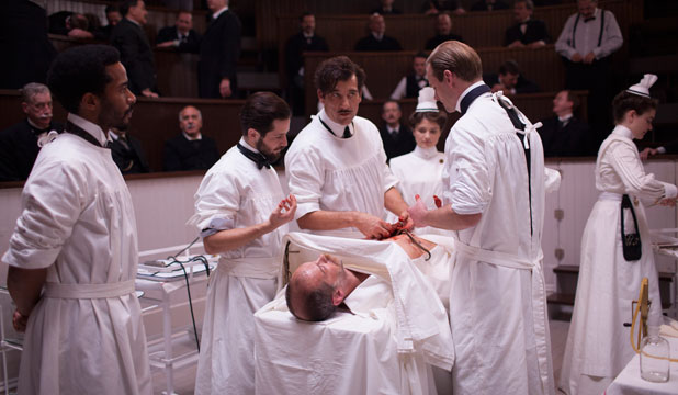 THE KNICK: Waiting lists and hospital food aren't great, but The Knick will make you grateful for modern medicine.