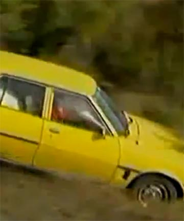 1994: Steve (Andrew Binns) and TP (Elizabeth Skeen) are killed when the car they were travelling in crashes and explodes.