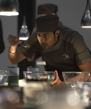 "Manish Dayal is Hassan Kadam in DreamWorks Pictures' film ""The Hundred-Foot Journey,"" one of a number of recent culinary-based movies. Il"