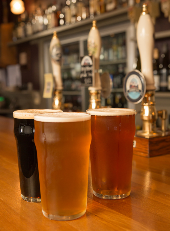 Craft beer trail competition