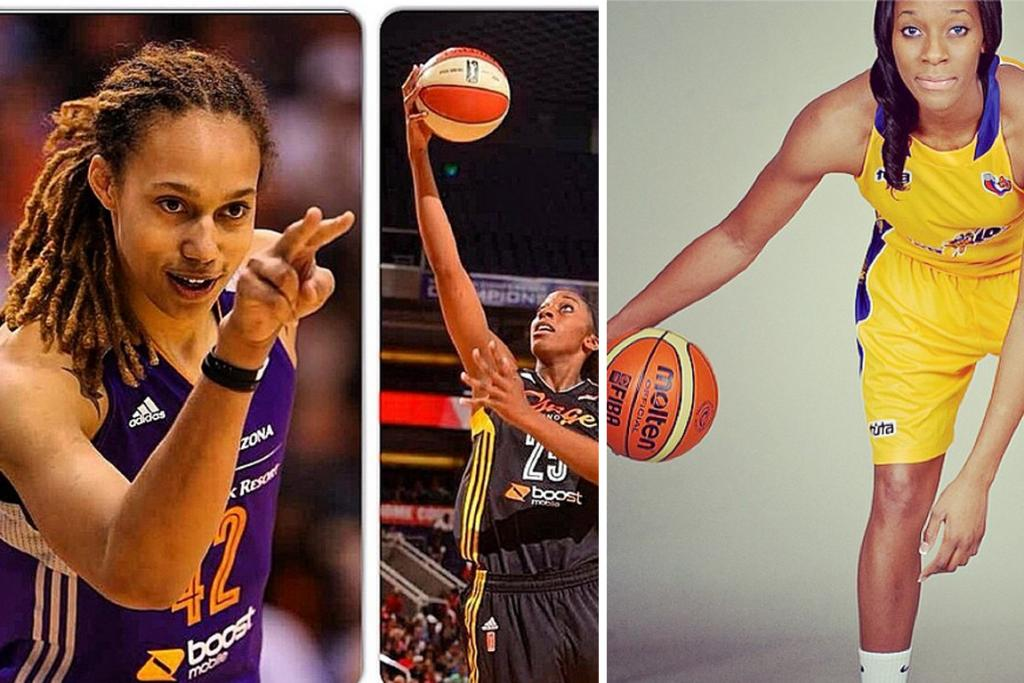 WNBA opponents are getting married