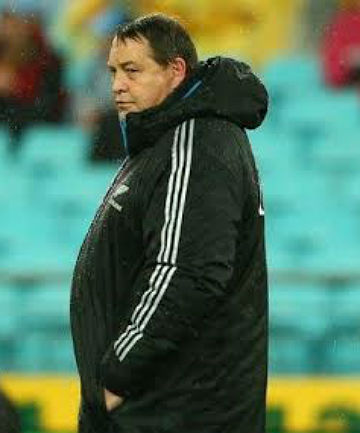 SOBERING NIGHT IN SYDNEY: Is All Black coach Steve Hansen running out of ideas for his All Blacks?