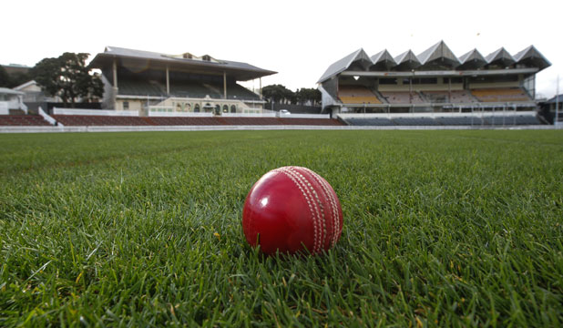 LIGHT 'EM UP: Wellington cricket ground the Basin Reserve looks set to have floodlights installed so night matches can be played at the historic venue.