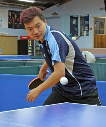 Top Table Tennis Skills On Show Stuff Co Nz