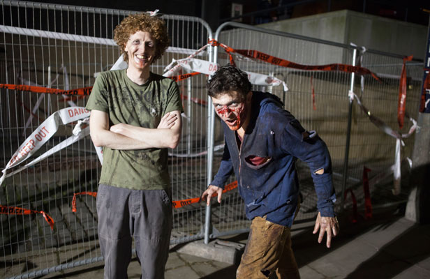 Immersive zombie show The Generation of Z has sold out most of its month-long run at fringe.