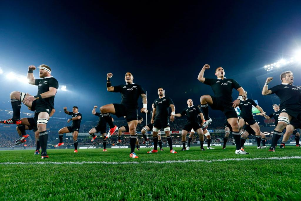 All Blacks fan