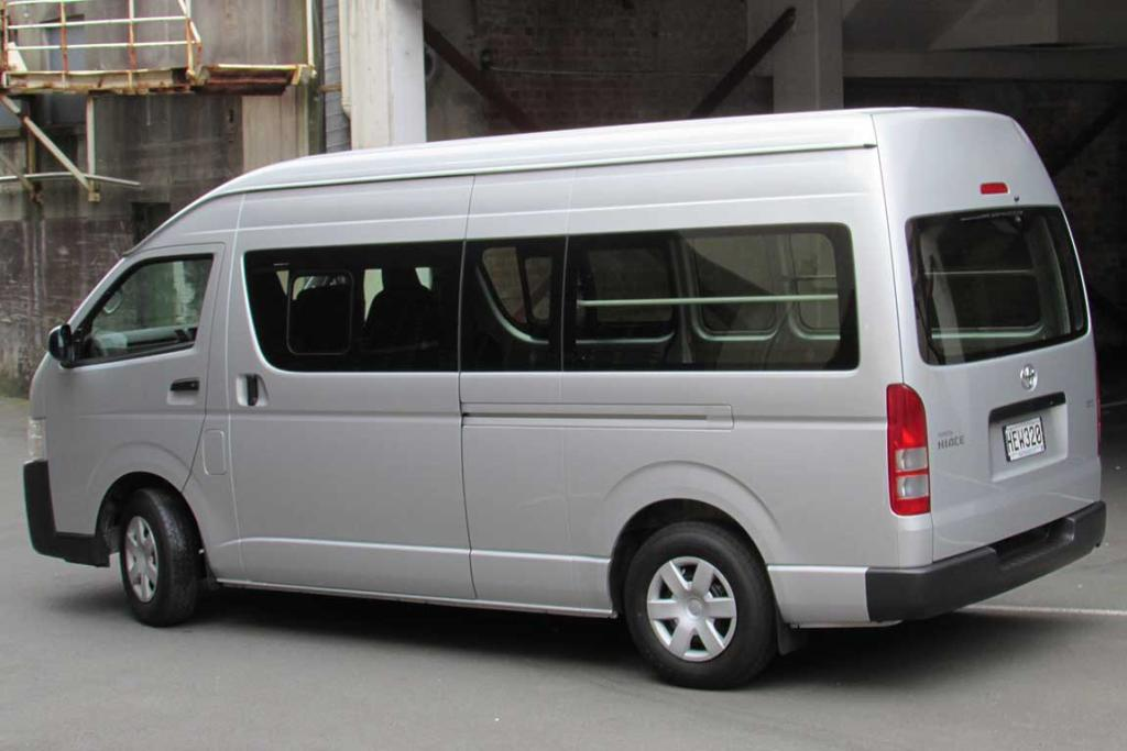 aafd43de75 It pays to be aware of the high in Hiace
