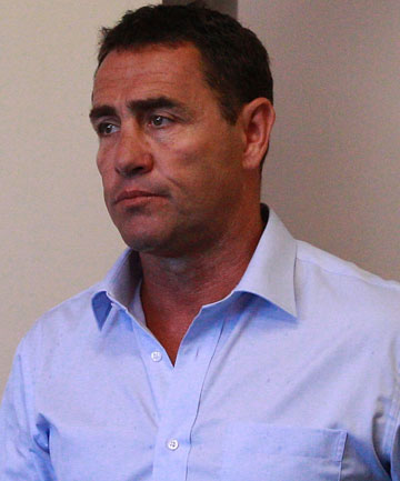 "SHANE FLANAGAN: ""I had nothing to do with the supplement program. My mistake was trusting other people in our high performance unit."""