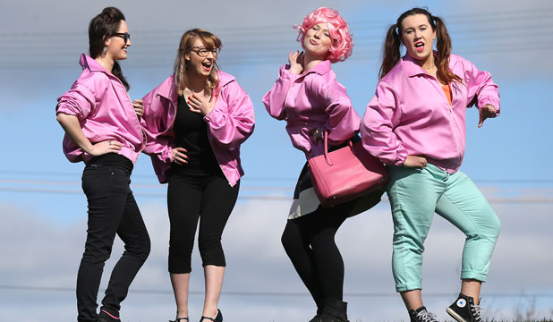 The Pink Ladies