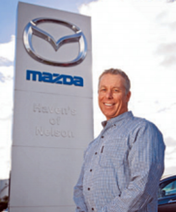 MAD ABOUT MAZDA: Nelson's Rick Weldon is gearing up for a world record attempt for the largest gathering of Mazda MX-5s.