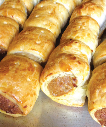 Homemade Sausage Rolls A Real Treat