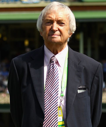 Richie Benaud could call cricket from home | Stuff co nz