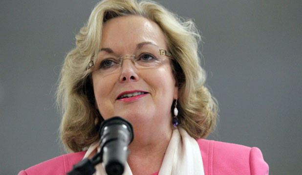 UNDER FIRE: Judith Collins is no stranger to controversy.