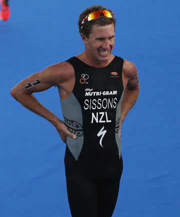 BOUNCING BACK: Kiwi triathlete Ryan Sissons is hoping a strong performance in Canada can help erase his disappointment after a poor showing at the Commonwealth Games in Glasgow.