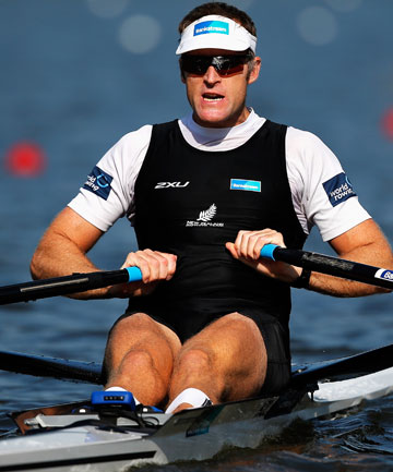 ON FORM: Mahe Drysdale secured a semifinals berth at the World Rowing Championships after a commanding effort in the single sculls quarterfinal.