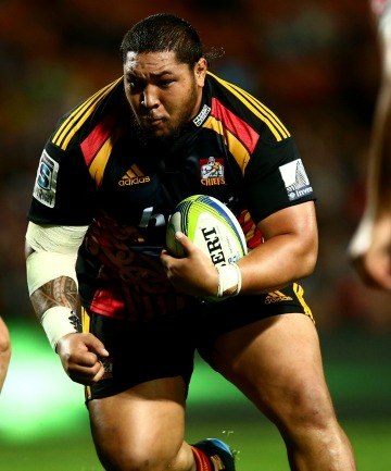 Ben Tameifuna of the Chiefs.