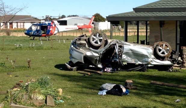 Levin crash Aug31 2014