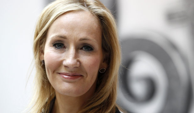 ON LIFE: There are many things we can learn from the wise JK Rowling, such as never be ashamed.