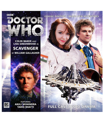 CD Review: Doctor Who - Scavenger