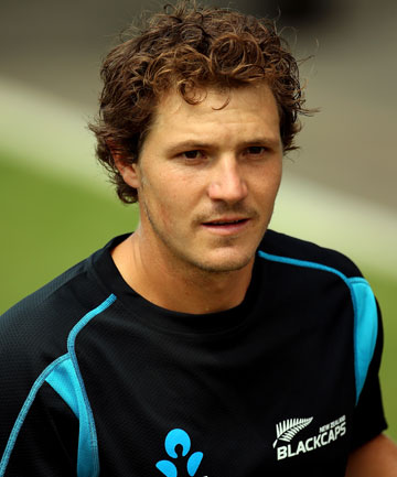 SOLID KNOCK: BJ Watling was unbeaten on 55 on the final day of New Zealand A's clash with Surrey in London.