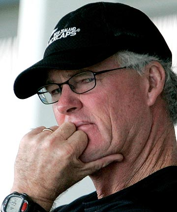 MAD SCIENTIST: John Bracewell has revealed some of the interesting methods he used during his stint as coach of the NZ cricket side.