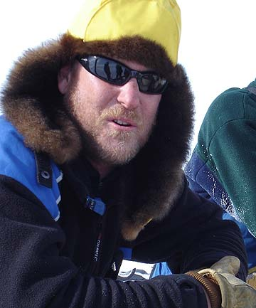 EXPERT OPINION: Antarctic Research Centre director and New Zealand IPCC author Tim Naish.