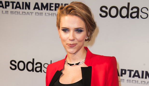 Scarlett Johansson has given birth to daughter Rose.