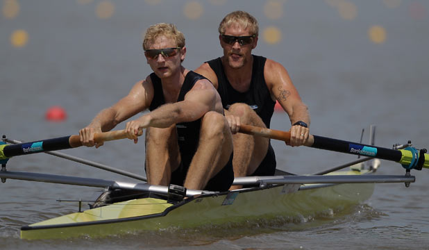 ALL CLASS: Are Hamish Bond and Eric Murray are now among the best pairs in sporting history, and not just rowing?