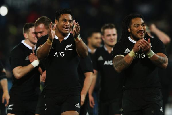 Julian Savea and Ma'a Nonu